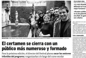 Festival Jovenes Realizadores Granada 2008Festival Jovenes Realizadores Granada 2008