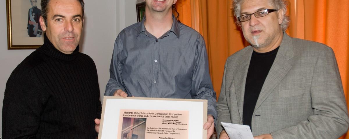 Premio Eduardo Ocón