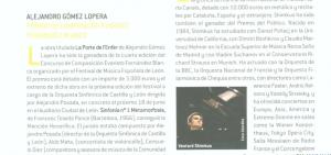 Concurso Leon Variaciones-Mayo09