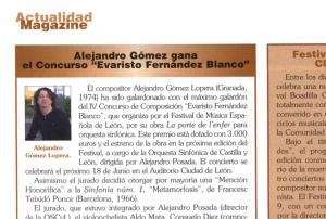 Ritmo Evaristo Fernandez